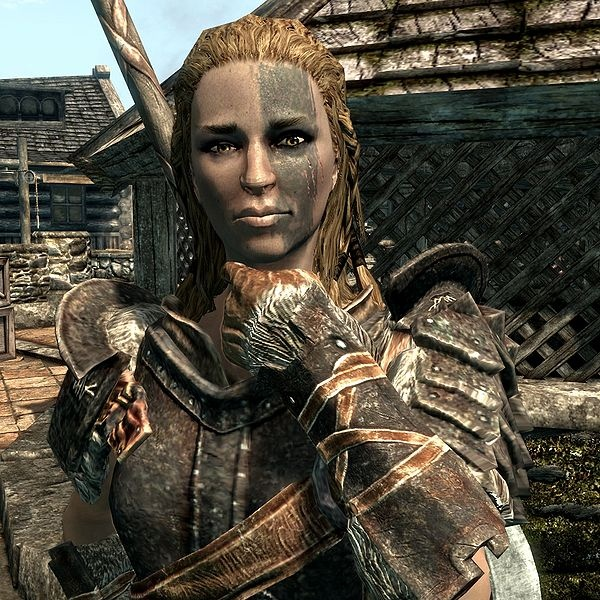 Mjoll the Lioness - Skyrim