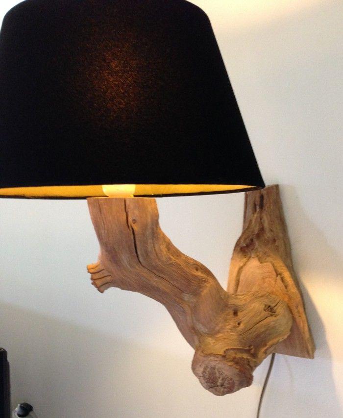 houten wandlamp - Google zoeken