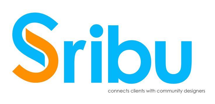 A sample logo for Sribu.com