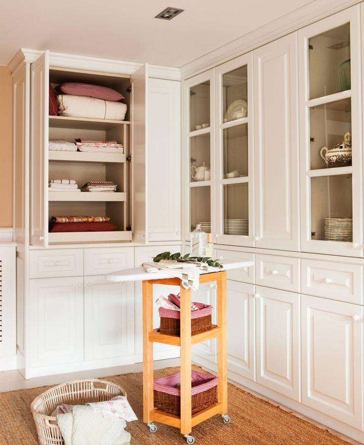 Las 25 mejores ideas sobre armario esquinero en pinterest - Muebles empotrados a medida ...