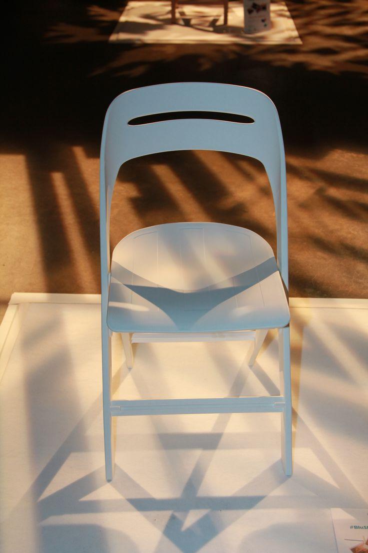 Novite Folding Chair spotlighted at Virginias BluSky event