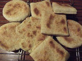 """""""Proziaki - to następny przysmak, który przywiozłam z wakacji w Bieszczadach. To smaczne placuszki (?) - bułeczki (?) pieczone dawniej na ..."""