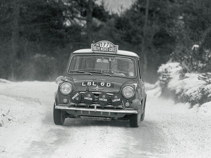 1967 Rally Monte Carlo