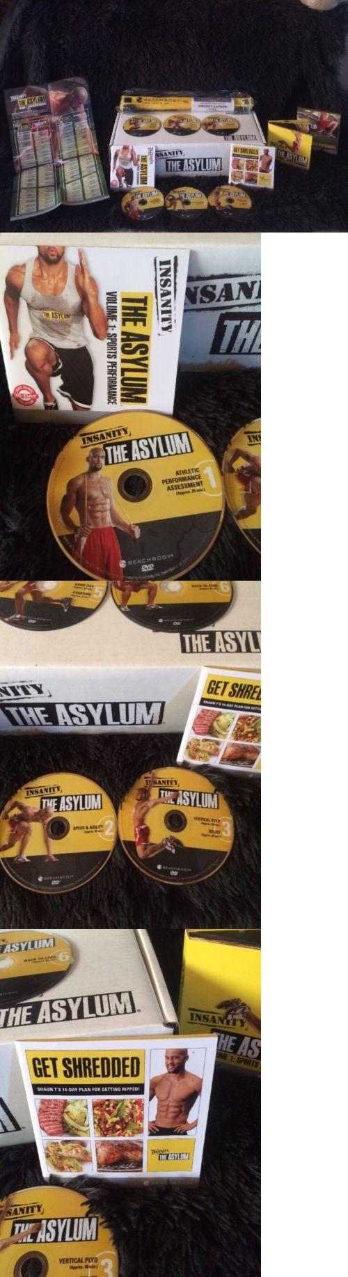 Fitness DVDs 109130: Insanity The Asylum Beachbody Workouts Dvds -> BUY IT NOW ONLY: $90 on eBay!