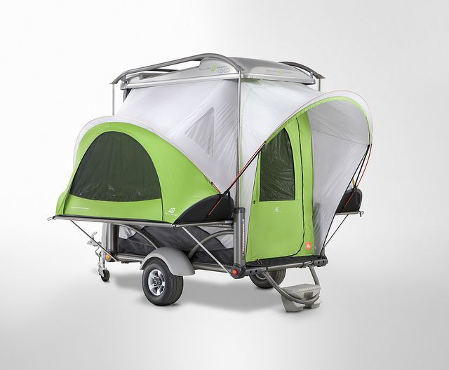 SylvanSport GO Lightweight Small Pop Up Campers