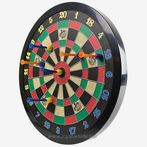 Doinkit Darts Magnetic Dart Board  BUY NOW     $29.99    Enjoy all the fun of darts, but with magnets completely enclosed safely inside. They won't harm walls (or hurt children)! Feat ..  http://www.joysforkids.top/2017/03/07/doinkit-darts-magnetic-dart-board/
