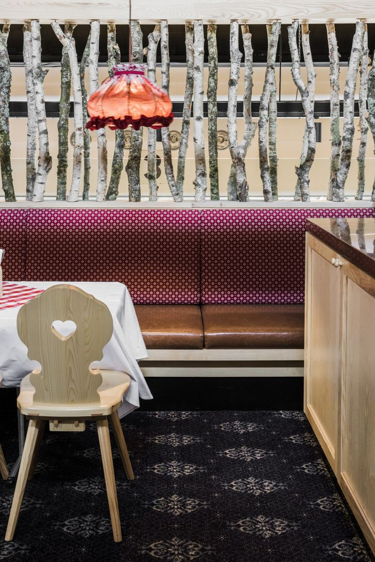 Munich Brauhaus in Melbourne by Technē architects
