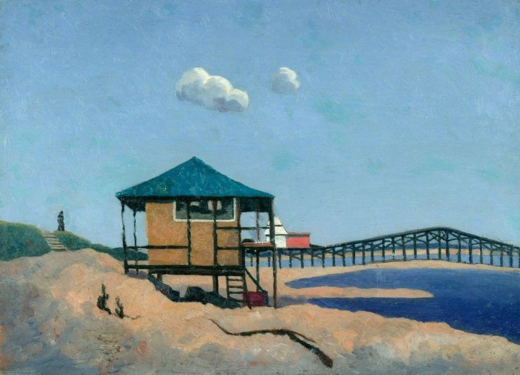 """Canvey Island"" by Walter Steggles from 1933"