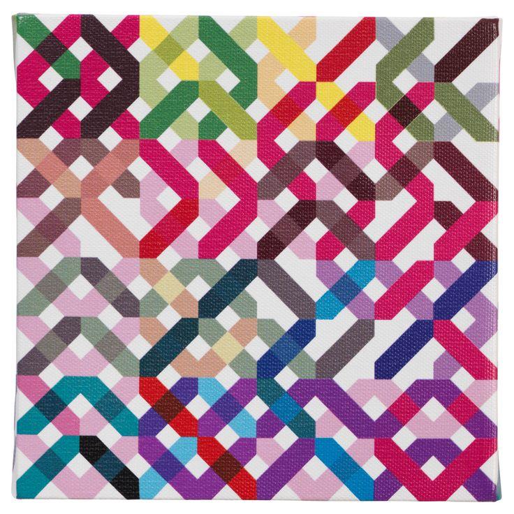 Kapitza for ikea patterns pinterest modulos arte - Caminos de mesa ikea ...