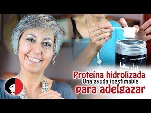 ProteÍna hidrolizada, te ayuda a adelgazar - YouTube