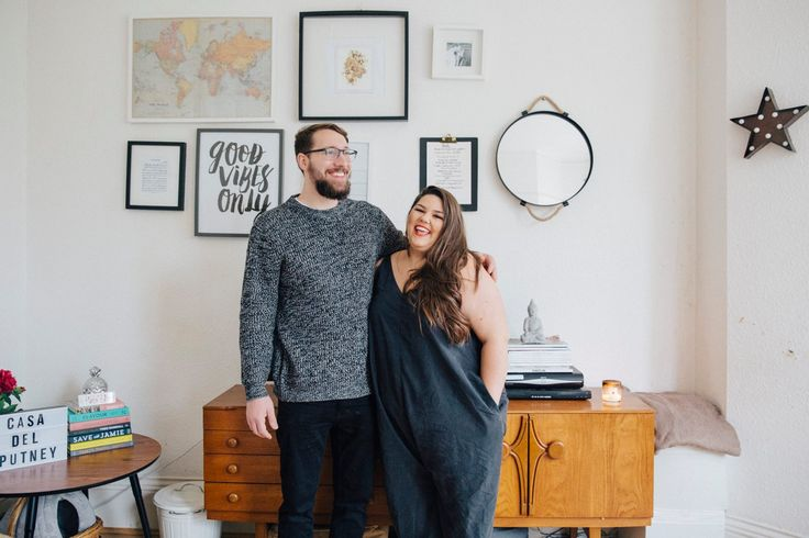 """When I tried minimalism, I was throwing away a lot of stuff I liked. I realized having lots of things in the house makes my heart feel full. Every time I walk into my living room I spot something that means something to me.""—Callie in London, saving wall galleries and shelf styling on Pinterest"