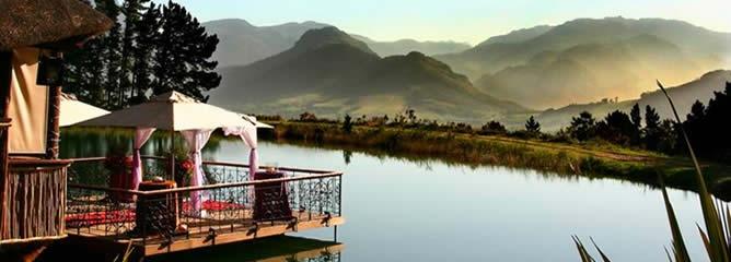 Winelands, South Africa, Franschhoek, Wedding