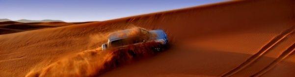 Avontuur, zonsondergang en een BBQ. Maak een jeepsafari door de duinen.  http://www.333travel.nl/tour/dubai/sunset-desertsafari?productcode=T901