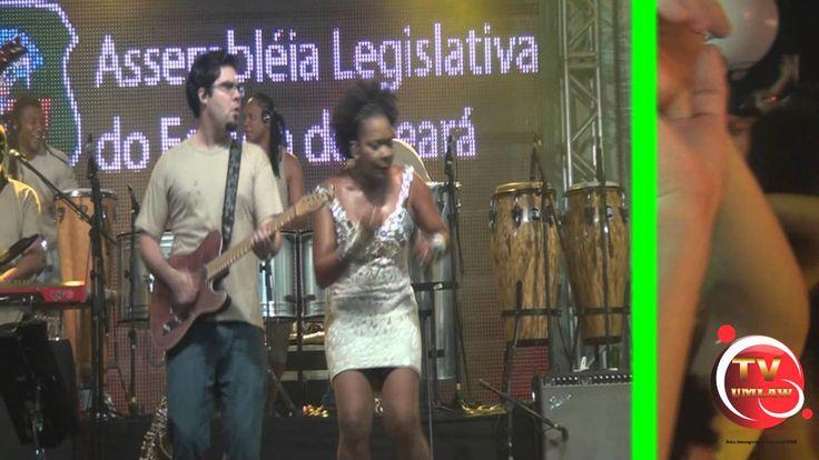 Margareth Menezes Encerra o Pré-Carnaval de Fortaleza 2013 Parte 1 (+pla...