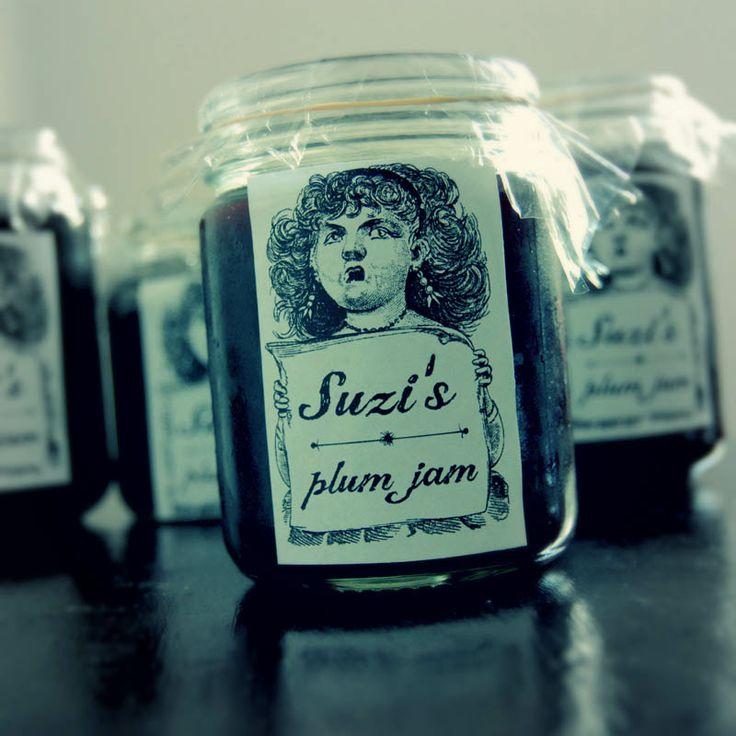 Suzi's Plum Jam Recipe http://www.ballaratfood.com/index.php/recipes/suzi-s-plum-jam