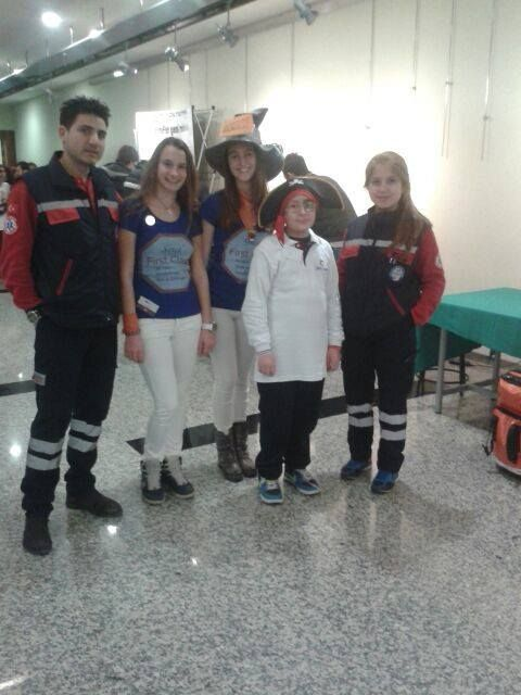 """First Lego League (FLL) has been organized under the name """"Bilim Kahramanları Buluşuyor – Science Heros Meet Up"""" by """"Bilim Kahramanları Derneği – Science Heros Association"""" which was born out of the slogan """"Every child is born inventor."""" in Izmir, Yasar University early this month."""