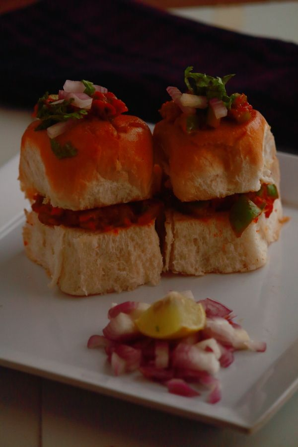 722 best vegetarian indian recipes images on pinterest indian food masala pav tasty and easy to make snack recipe popular street food of mumbai forumfinder Gallery