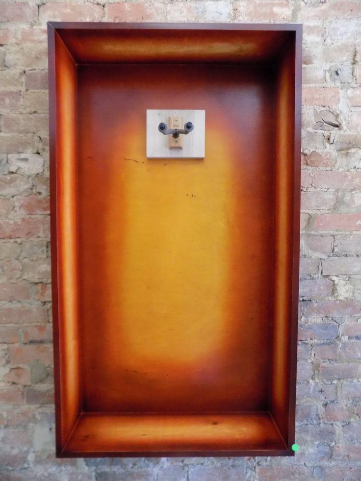 Sunburst Guitar display case