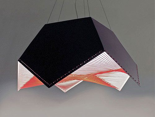 27 Modern Lighting Solutions, Saturn Lamp