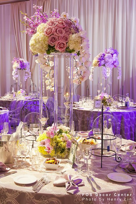 75 best Wedding Reception Decorations images on Pinterest