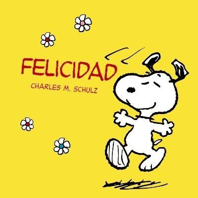 16/02/2015.Este precioso minilibro, perfecto para regalar, reflexiona de la mano de Snoopy y todos los personajes de su mundo sobre un sentimiento básico de forma tierna, directa y sencilla. ¡La felicidad puede estar en querer a alguien... y en saber que te quieren!