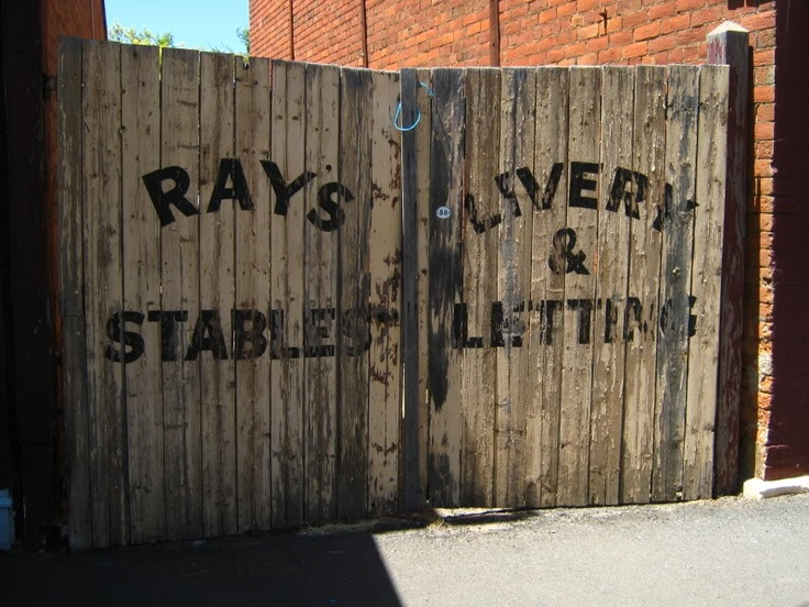 Rays Stables, Maldon - Victoria