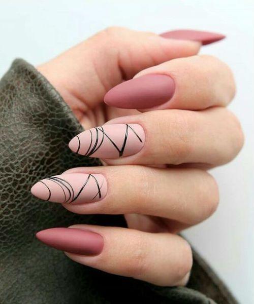 Explizit schöne rosa Nail Art Designs 2019 zum sofortigen Ausprobieren