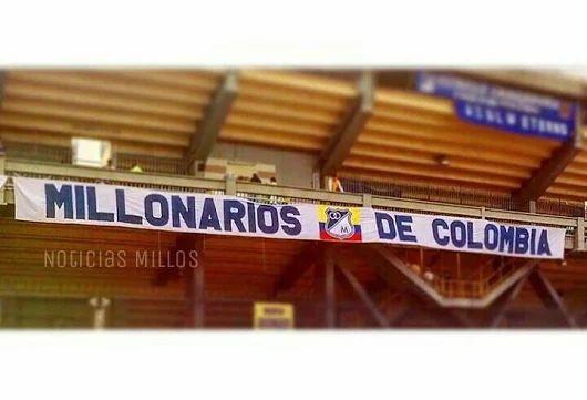 Nómina de Millonarios ante Santa Fe en El Campín