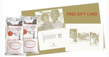 Nourish the Children VitaMeal Entree for Donation