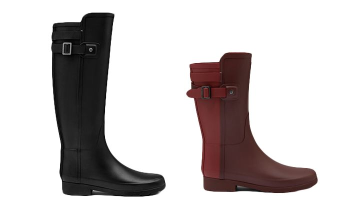 How To Style Rain Boots For Fall | Obsev