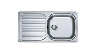 Franke Kitchen Sinks Elba ELN 611-96 Stainless Steel