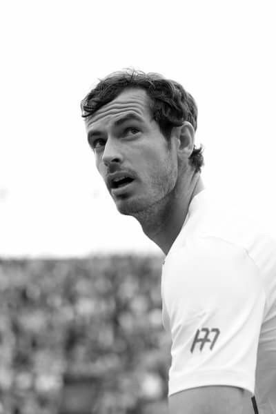 Andy Murray. #comeonAndy