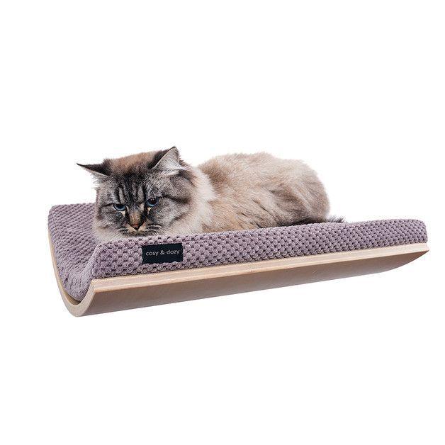 """Katze: Schlafplätze – Katze Regal """"CHILL"""" – ein Designerstück von Cosy-and… – Katzen"""