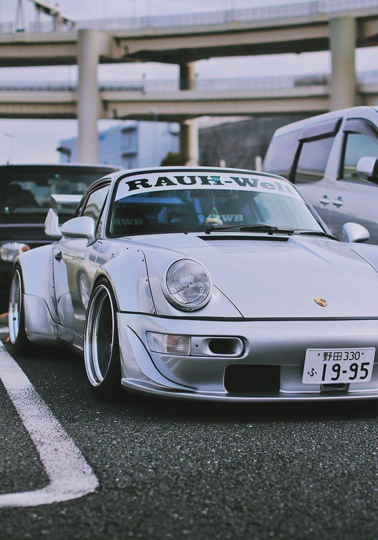 A serious Porsche.