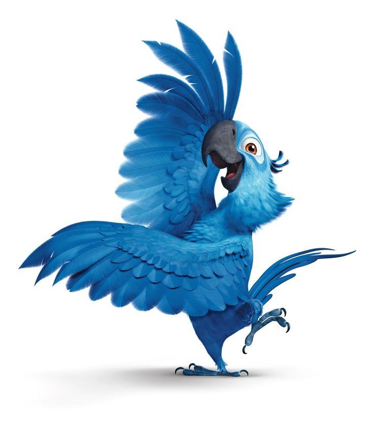 Hračky | Plyšový papoušek Blue z pohádky Rio - 30 cm | BESTA-SHOP | besta-shop.cz - hračky, elektro, dárky, domácí potřeby, nářadí, tv produkt, zbraně, sport, turistika, zdraví a krása http://www.besta-shop.cz