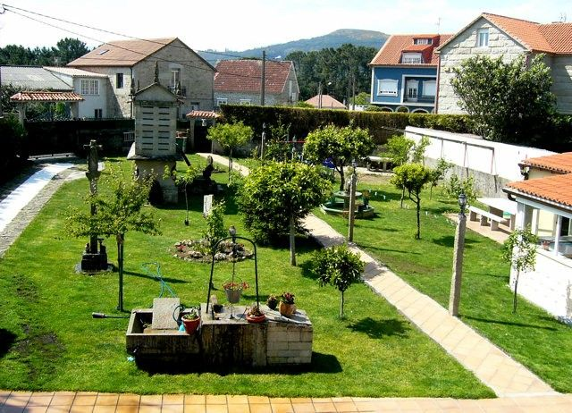 25 best casas rurales images on pinterest country cottages turismo and beach resorts - Alquiler casa rural galicia ...