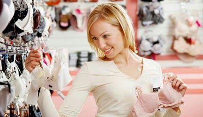 Keselahan wanita Dalam Membeli Bra Atau BH (Kutang)- - -membeli dalaman wanita seperti Bra atau BH, sering mengalami kesalahan membeli bra atau BH, alasan mereka melalukan kesalahan tersebut karena tidak bisa mencoba bra atau bh karena malu karena beli di tempat yang sangat ramai, sehingga para wanita lebih memilih tampilan bra atau bh dan ukuranya - See more at: http://fashionstyle-pria-wanita.blogspot.com/2014/03/keselahan-wanita-dalam-membeli-bra-atau-bh-kutang.html#sthash.nKT73Igg.dpuf