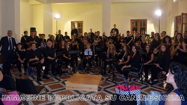 Raccuja - 35° anniversario della Banda Musicale «Calogero Spanò» - http://www.canalesicilia.it/raccuja-35-anniversario-della-banda-musicale-calogero-spano/