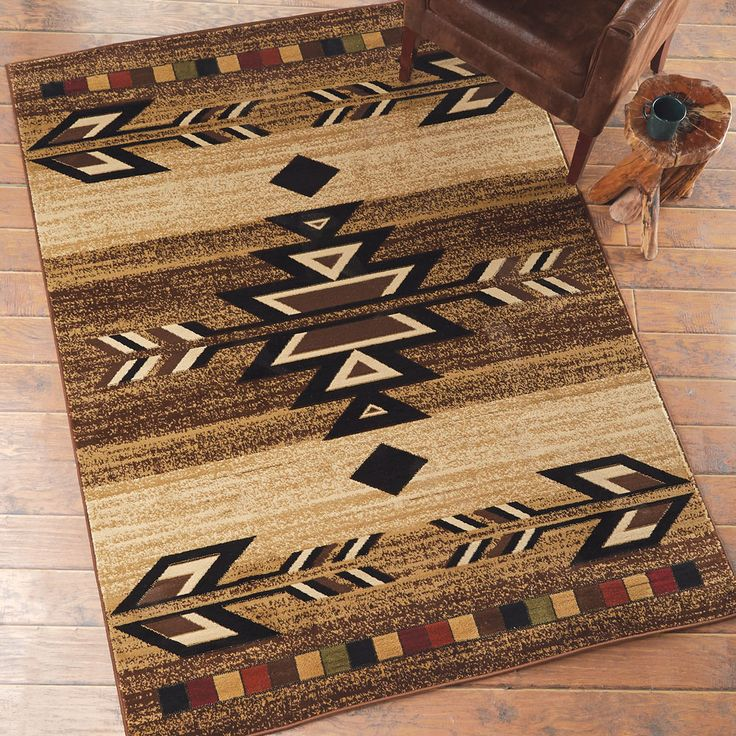 Santa Fe Trail Rug Collection