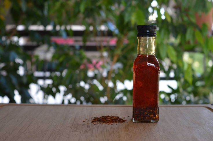 How to Make Hot Chili Oil (very simple!)
