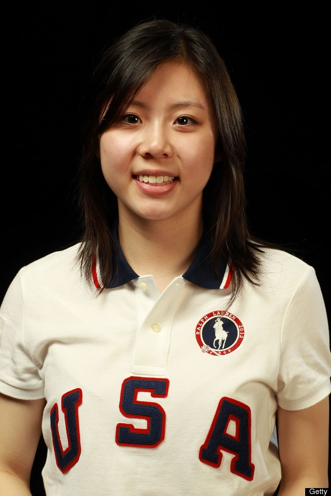 Ariel Hsing  From san Jose  Event table Tennis