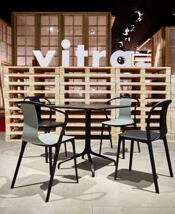Welcome To The 2015 Vitra Booth In Milan Fairs