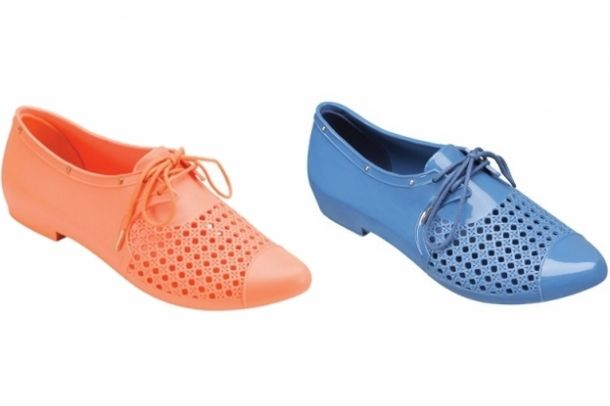 Edson Matsuo Melissa Jelly Shoes  - Edson Matsuo for Melissa Jelly Shoes