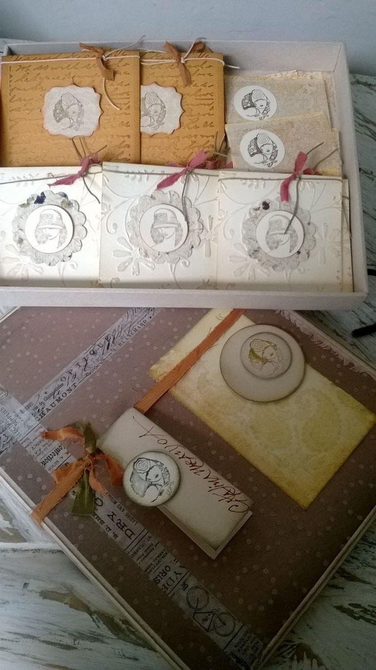 Kit de tarjetas personalizadas para regalos especiales de Cumpleaños, Felicitaciones, Grados.