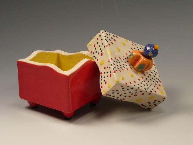 how to make ceramic box