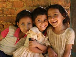 Volunteering in Nepal where children need help in orphanages.