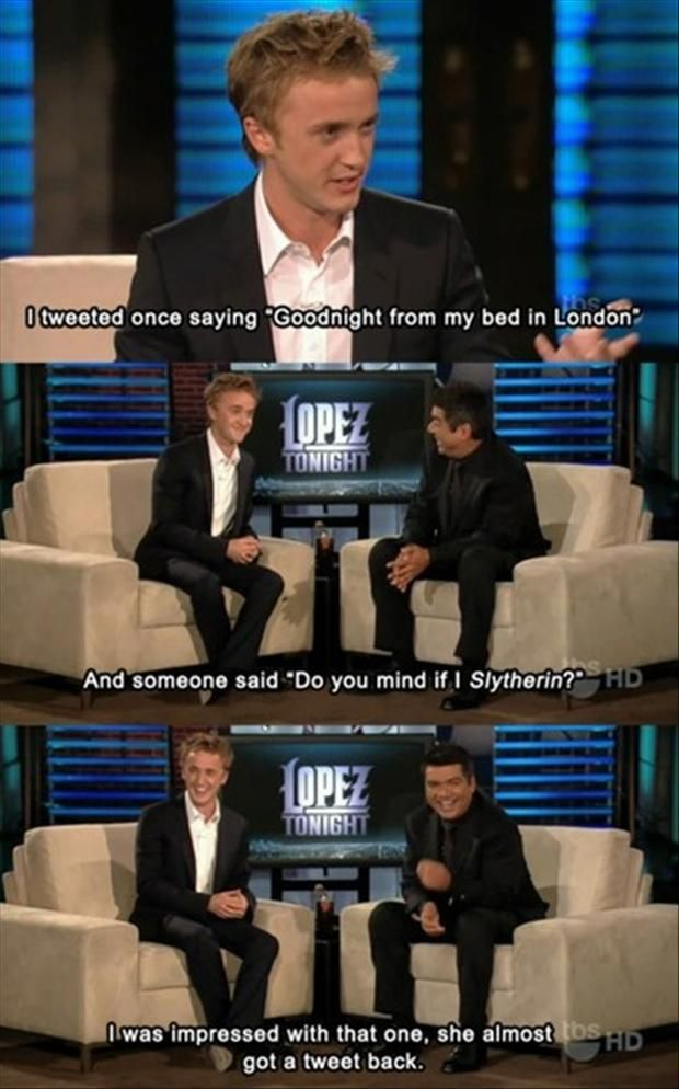 funny harry potter interviews