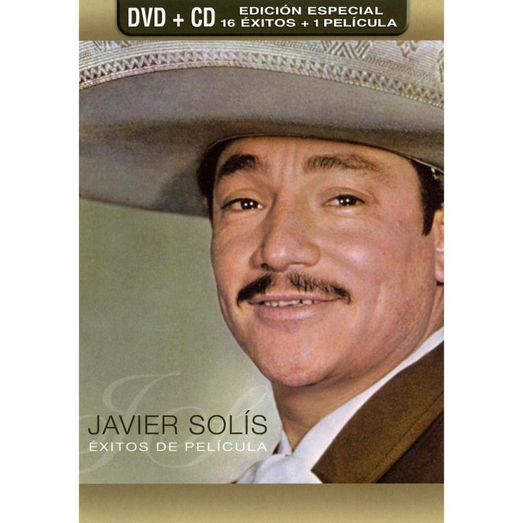 Javier Solis: Exitos de Pelicula (Dvd/CD)