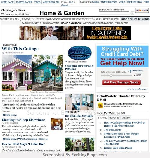 home garden the new york times click to visit site. Interior Design Ideas. Home Design Ideas