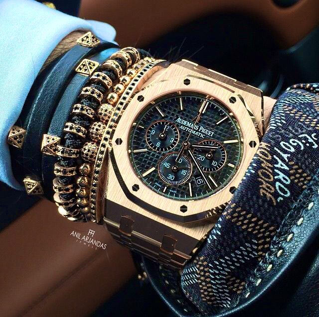 Piguet Watch @valuedgold